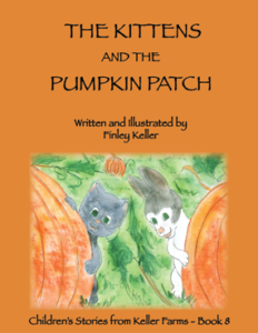 The Kittens and the Pumpkin Patch